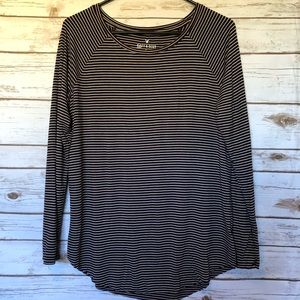 💜AMERICAN EAGLE soft & sexy long sleeve top